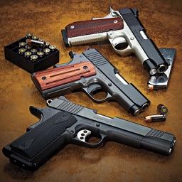 M1911 Handgun Weapon