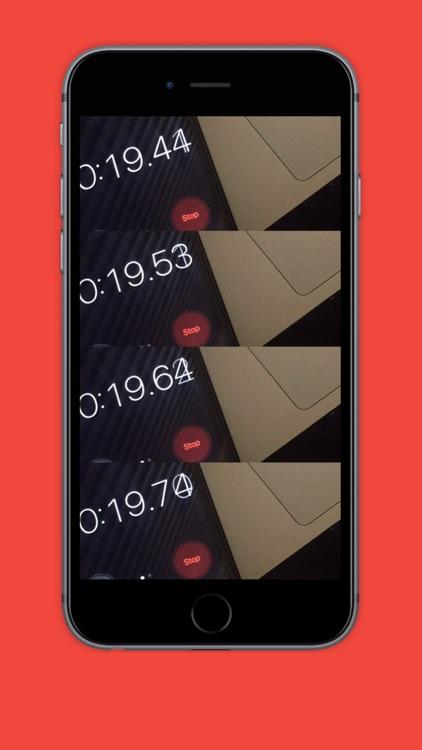 Lightning Lens - Burst Mode Camera screenshot-4