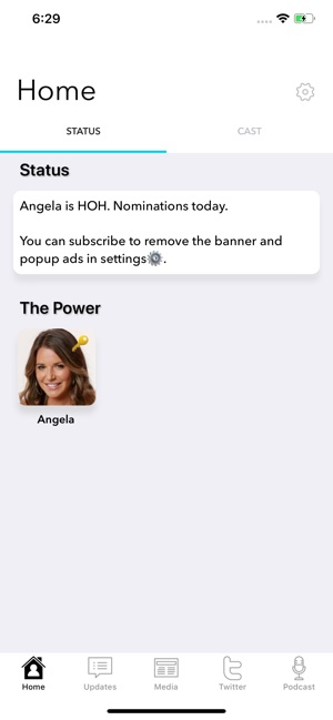 Pocket Big Brother on the App Store