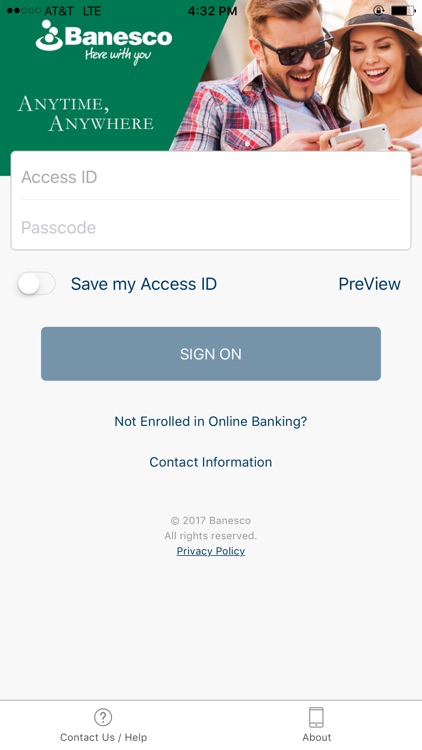 Banesco USA Mobile Banking