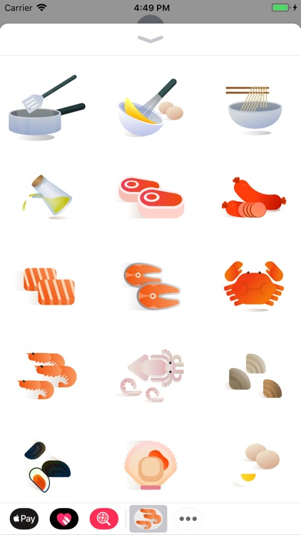 Foodstuffs Sticker screenshot-3
