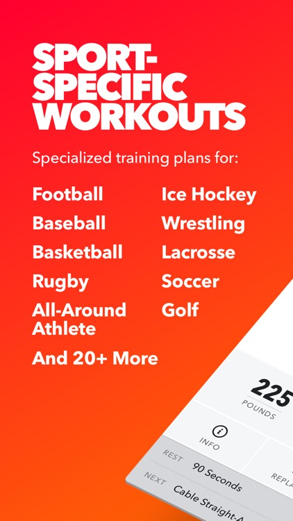 Volt: Workouts for Your Sport