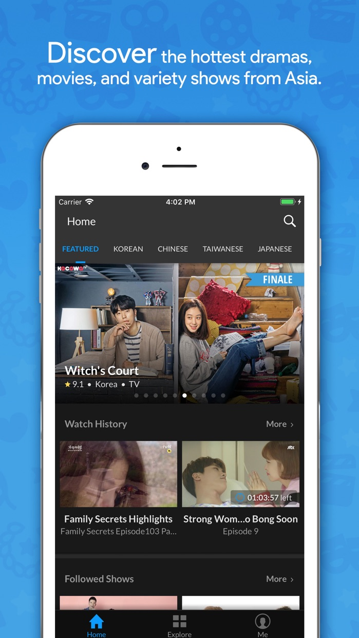 Viki: TV Dramas & Movies Screenshot