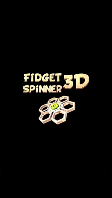 3D Fidget Spinner screenshot one