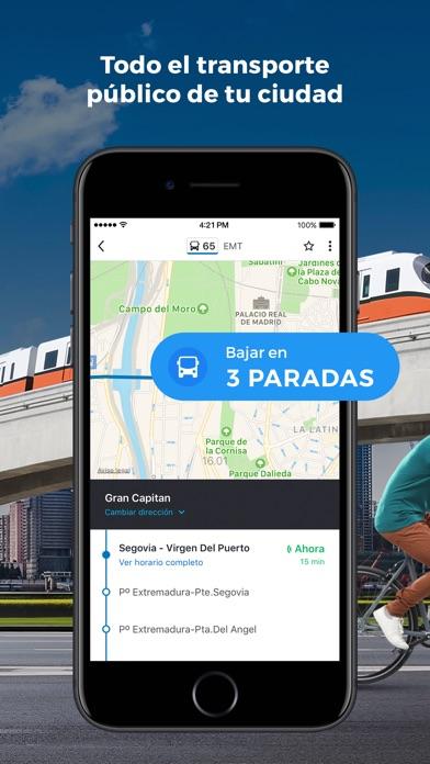 download Moovit: Transporte Público apps 4
