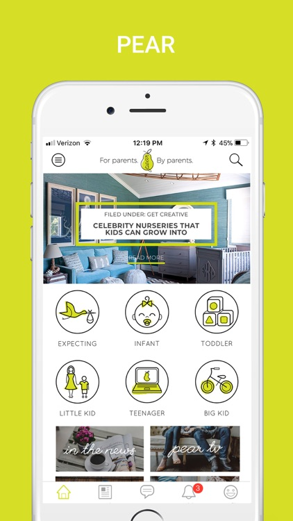 PEAR | For Parents, By Parents