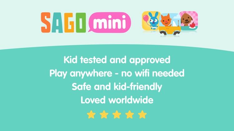 Sago Mini Babies Dress Up screenshot-4