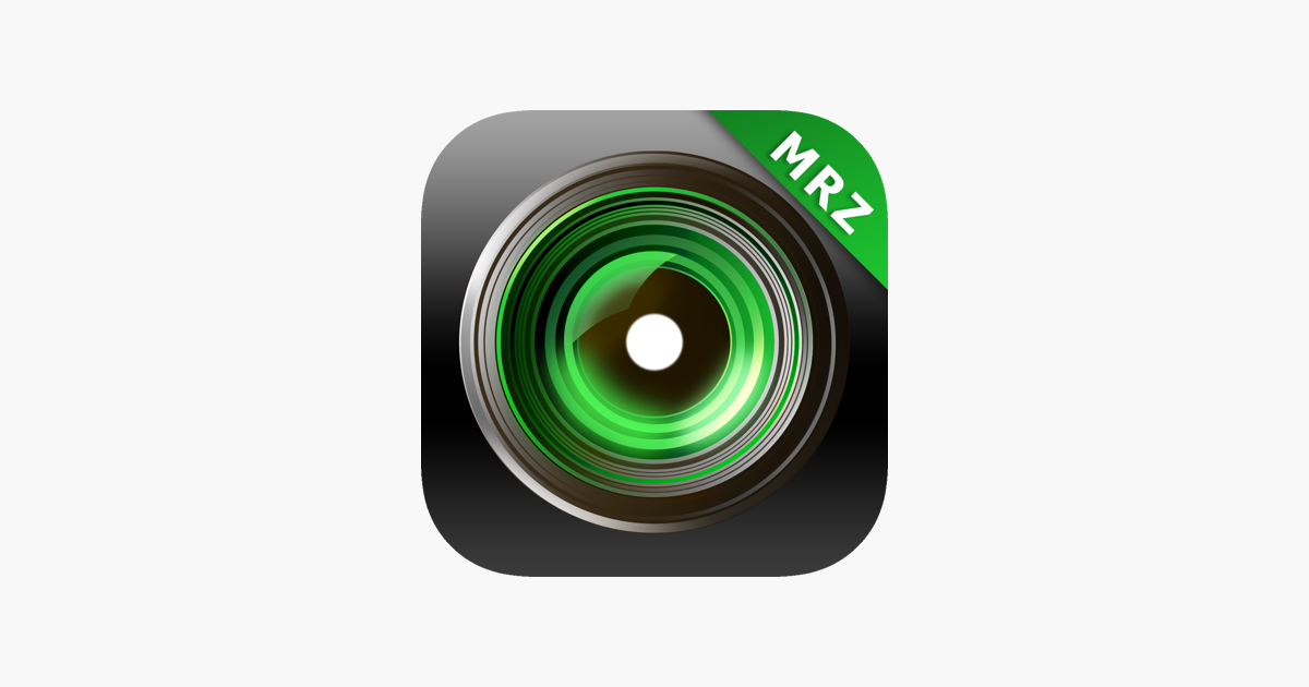 MRZ Recognition On The App Store