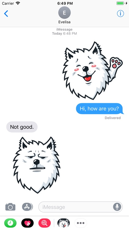 Samoyed Fram screenshot-1