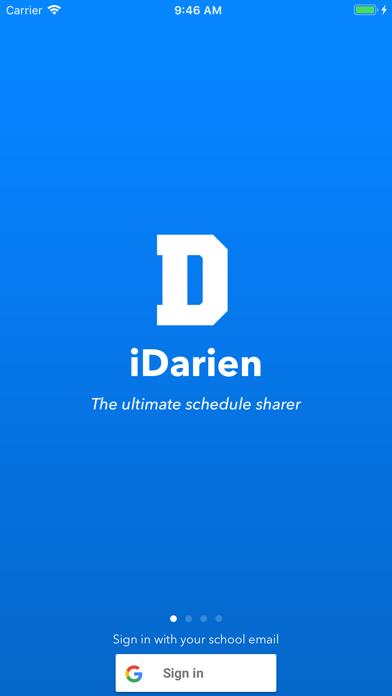 iDarien - Darien High School screenshot 2