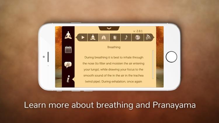 Universal Breathing - Pranayama Lite screenshot-3