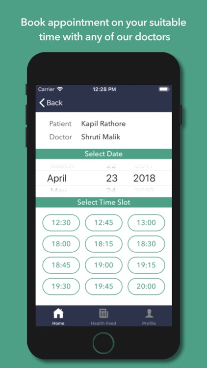 Radix Healthcare screenshot-3