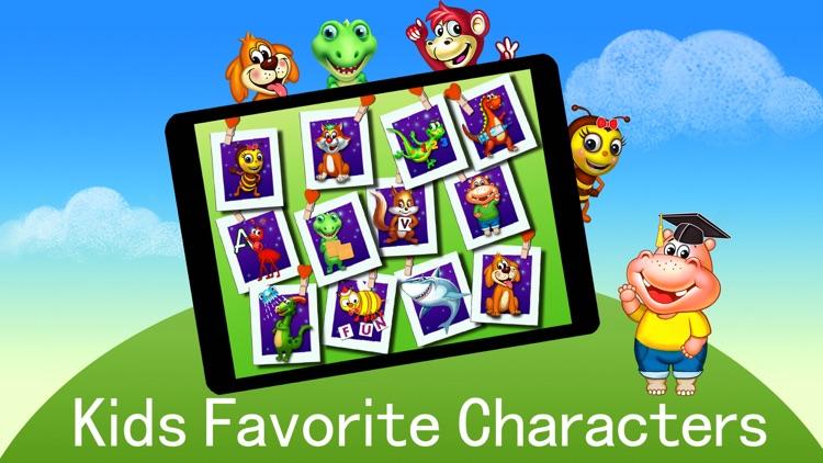 Animal Circus: Learning Games screenshot-3