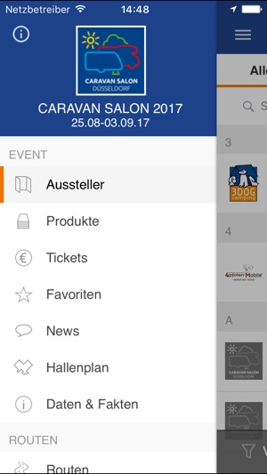 Caravan Salon Im App Store