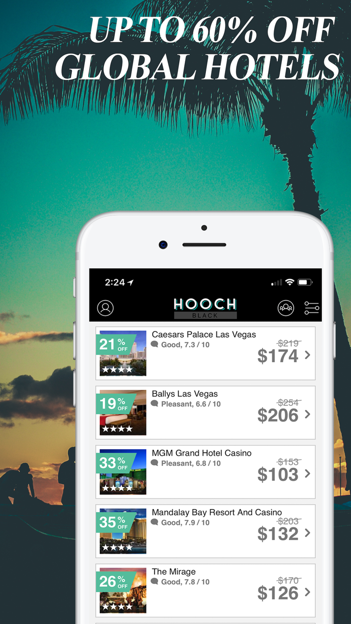 HOOCH Screenshot