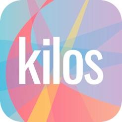 ダイエットサポートアプリ kilos