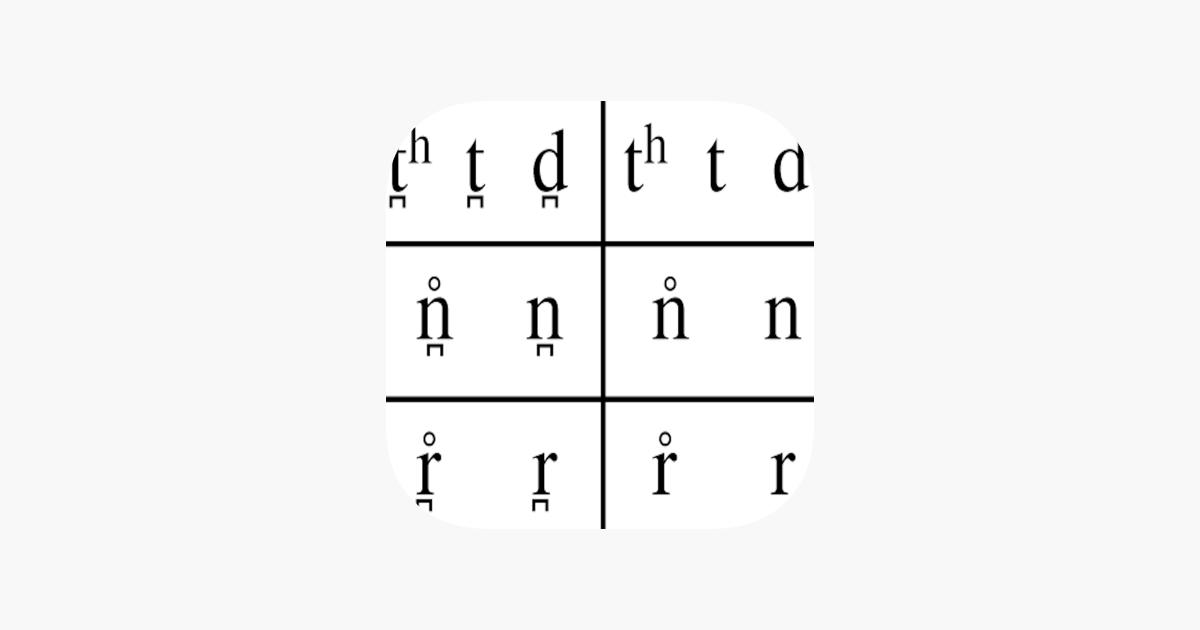 Ipa Phonetics On The App Store
