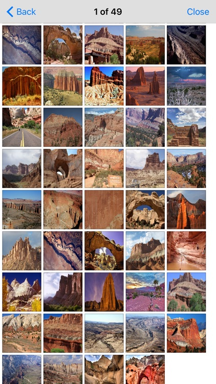 Utah - State Parks Guide screenshot-3