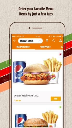 Bk coupons india