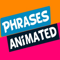 Animated Phrases: Sticker App