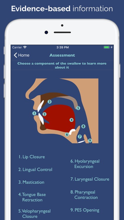 Dysphagia Therapy screenshot-3