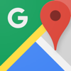 Google, Inc. - Google Maps - Transit & Food artwork