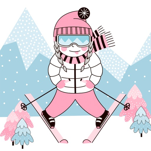 Ski & Skateboard Winter Sports
