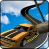 Extreme Fast Car Stunt Driving