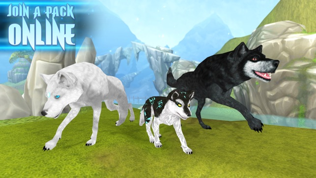 Wolf: The Evolution Online on the App Store
