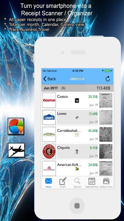 Num Receipt Tracker screenshot-4