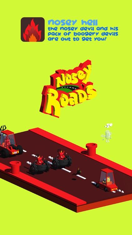 Nosey Roads screenshot-6