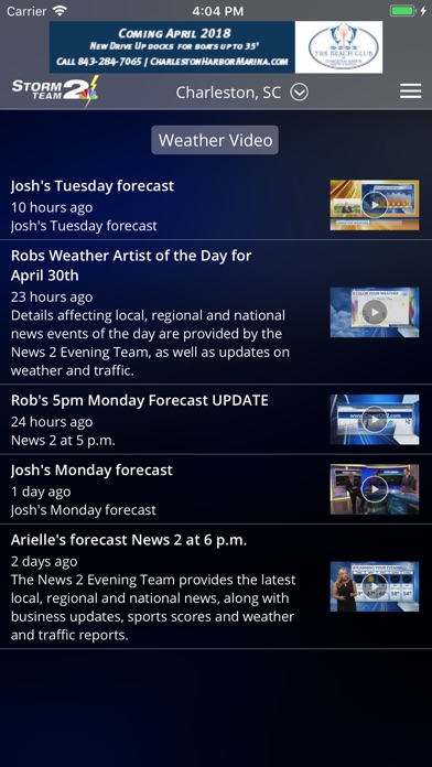 download WCBD Weather apps 3