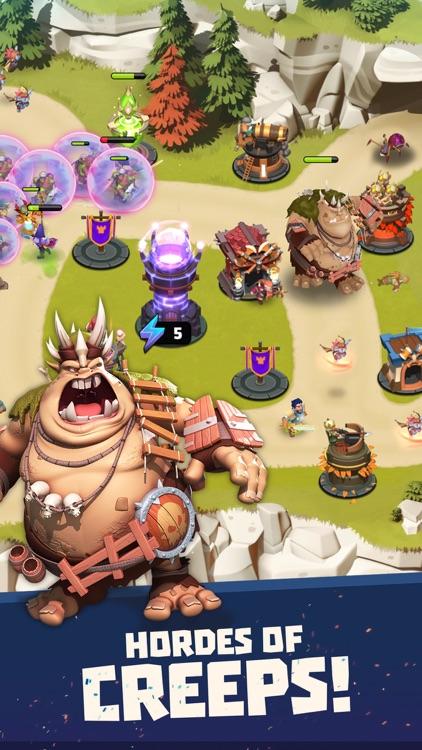 Castle Creeps TD screenshot-3