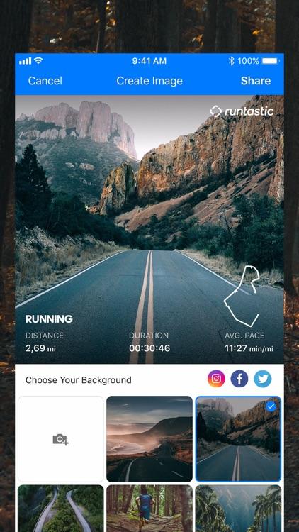 Runtastic Running Tracker PRO screenshot-4