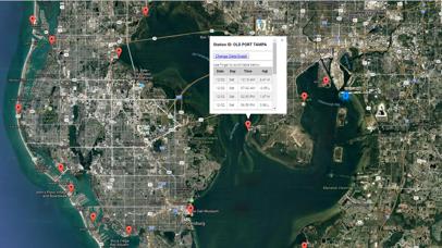 Florida Tides & Fishing Regs Screenshot