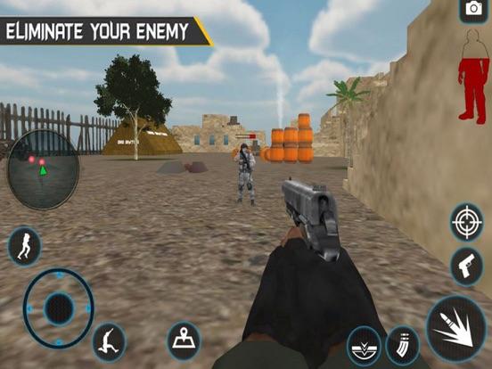 Sniper Ops Gun: Terrorist Atta screenshot 4