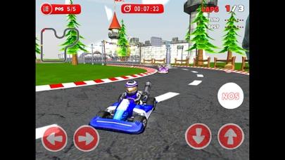 Go Kart Go! screenshot two