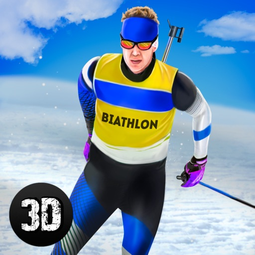 Biathlon Winter Sports 3D