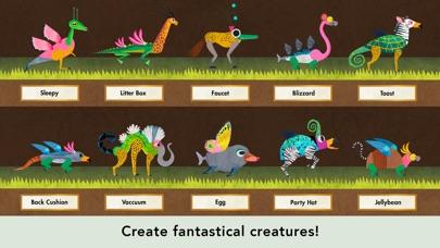 Creature Garden by Tinybop Screenshot