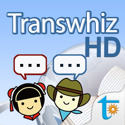Transwhiz E/C(trad) for iPad