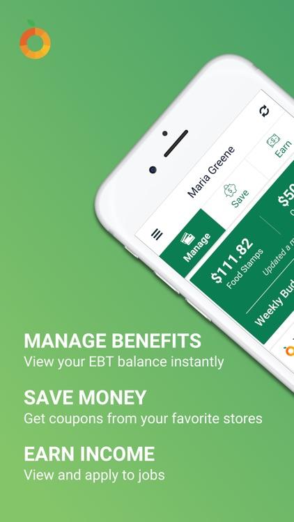 Fresh EBT - Food Stamp Balance screenshot-7