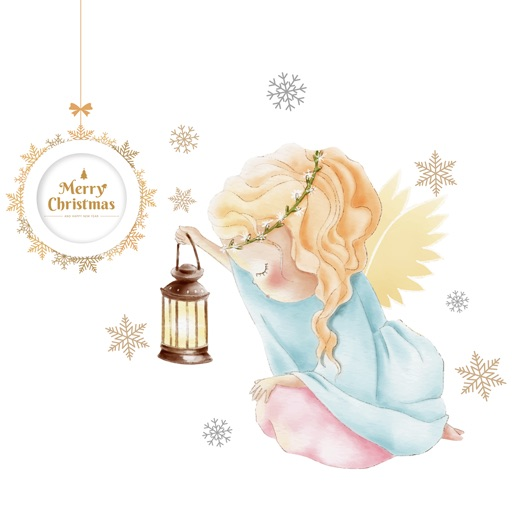 Fairytale Christmas Stickers