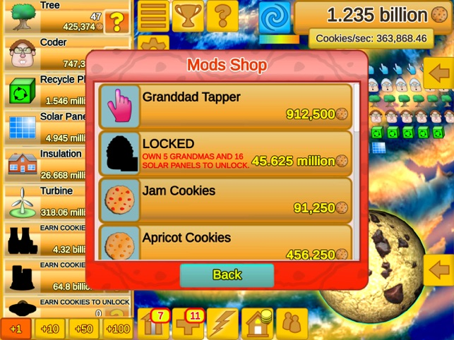 Cookie Clicker Save The World on the App Store