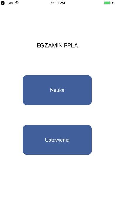 Egzamin ULC PPL(A) screenshot 1