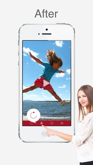 ビデオ回転 - ビデオ方向修正アプリのおすすめ画像2