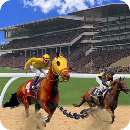 Real Chained Horse Race