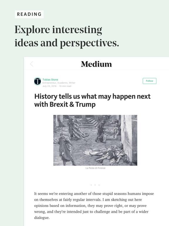 Medium Screenshots