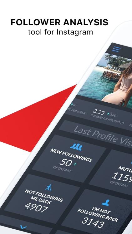 Follower Tracker & Analytics Report for Instagram