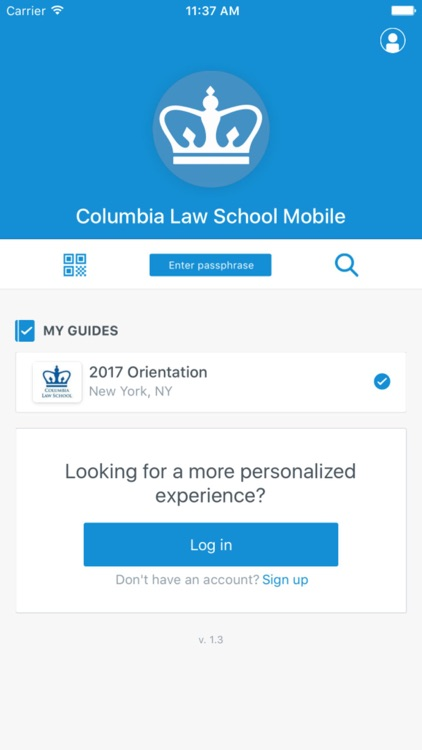 Columbia Law School Mobile