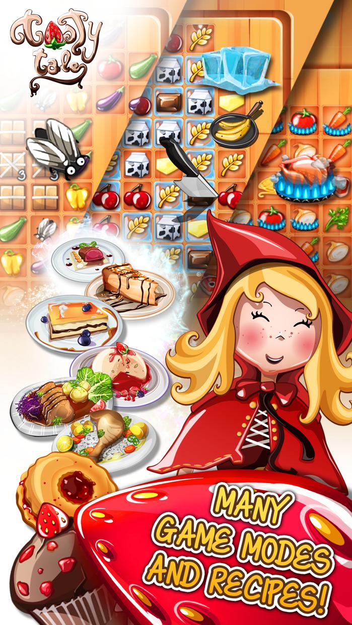 Tasty Tale Screenshot